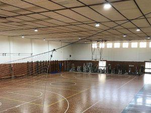 Instalación polideportivo