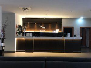 Instalación hotel