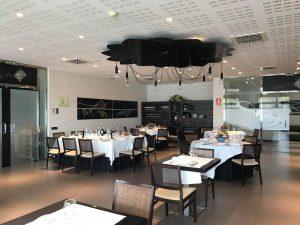 Instalación restaurante